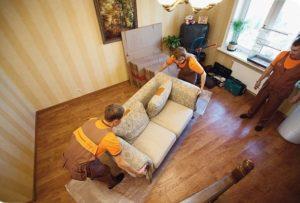 Перестановка мебели в квартире 2