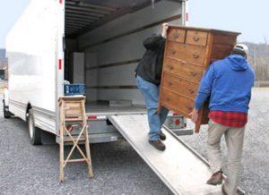 старая мебель вывоз